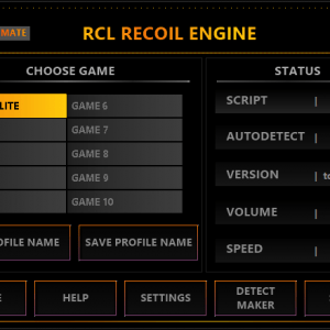 The ultimate Universal Recoil macro engine all game [2021]